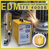 Миниая сломанная EDM машина экстрактора болта наивысшей мощности Sfx-4000b горелки крана перевозчика крана