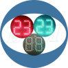 LED 2digitalのトラフィックの秒読みライトタイマー