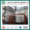 Recipiente del Reactor del Acero Inoxidable 316L con la Media Pipa