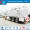 Kraftstoff-Schlussteil, 3 Radachsen-Kraftstofftank-Schlussteil, Benzin-Transport-Schlussteil-Förderwagen