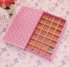 Boîte-cadeau rose de Dessert avec 28 Divisions