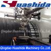 Grand chaîne de production en plastique renforcée de pipe de calibre par acier