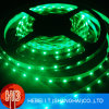 5050 Bandas de iluminación LED Strip SMD LED verde Flexible