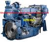 van de Diesel van 300HP Weichai Wd10c300-21 de Mariene Motor Motor van de Boot