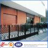 Barrière de fer d'une densité et de qualité