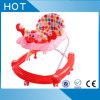 O bebê plástico quente da primeira etapa da venda brinca o caminhante com parte inferior da base da forma de U