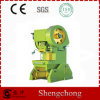 CE&ISO를 가진 100 톤 C Fram Mechanical Press Machine