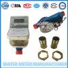 O medidor de água esperto pagado antecipadamente o mais durável Brassbody