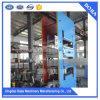 Prensa de vulcanización de la placa de goma automática para el producto de goma
