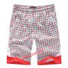 L'Ue variopinta tira gli Shorts in secco di usura di estate dello Swimwear (S-1523)
