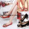 くさびの平らな靴、足首の平らな靴、平らなくさびの靴は、平らな靴、平らなブーツの靴を作る