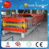 Tôles d'acier de double de qualité d'exportation faisant la machine