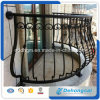 Загородка ковки чугуна новой конструкции декоративная для балкона