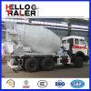 高品質HOWO 9/12/15cbmの具体的なミキサーのトラック