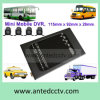 H. 264 Bus Vehicle Truck CCTV SystemのためのSD 4CH Mobile DVR Car Security Products