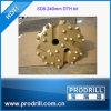 Bocados de broca de SD8-240mm DTH para o trabalho do poço de água e do martelo de DTH