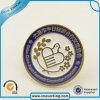 Pin su ordinazione del distintivo di nome dell'emblema del metallo 3D e 2D
