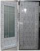 Wanjia PVC白いカラードア(P-D-012)