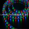 Flexibles LED Streifen-Licht Hochspannung RGB-SMD3528 220VAC