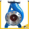Pompe aspirante centrifuge de fin de Honrizontal de l'acier inoxydable Ss304