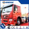 25t de Semi Vrachtwagen van de Tractor van de Aanhangwagen HOWO 371HP Hoofd6X4 (Zz4257s3241W)