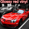 Лоснистое Red Car Color Change Film, Car Wrapping Film, 1.52X30m