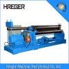 8X2000 em uma máquina de dobra inteiramente hidráulica da placa do CNC, universal superior do rolo de Hydrauli