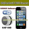 Videocamera di sicurezza di WiFi per Smart Phone (WI-08)