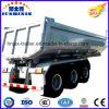 Горячий продавая 3 трейлер тележки Dumper трактора трейлера Tipper Axles 60ton Fuwa задний Semi проданный к рынку Вьетнама