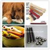 Máquina del estirador de la pelotilla del bocado para el alimento de animal doméstico del pájaro de los pescados del gato del perro