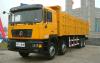 Kippers van de Vrachtwagen van de Kipper van de Vrachtwagen van de Stortplaats van D de Lange 30ton