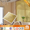 Мозаика живущий зеркала стены комнаты золотистого стеклянная (R530001)