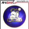 3D Metal Transparent Soft Enamel Pin Activity Badge