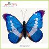 Mariposa azul principal del papel del vuelo de la decoración de la mariposa del nuevo diseño 2016