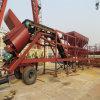 Mobiele Concrete het Groeperen gemakkelijke van het Vervoer Yhzs25 (25m3) Installatie