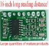 125k módulo del lector de tarjetas de la proximidad RFID, módulo interurbano de RFID, módulo de baja frecuencia, Em4305, Tk4001