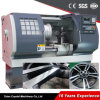 차 합금 바퀴 CNC 선반 변죽 수선 기계 Awr2840