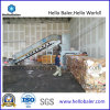 Máquina de embalaje automática del papel usado de Hellobaler Hfa8-10