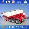 Preiswerter Kleber 3axle Bulker Massenkleber-Tanker-halb LKW-Schlussteil für Verkauf