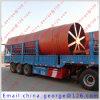De grote Roterende die Oven van het Hydroxyde van het Aluminium van de Verkoop van de Capaciteit Hete aan Karaghandy wordt verkocht