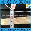 12mm 18mm laminou película marinha a madeira compensada enfrentada