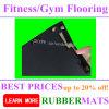 La meilleure qualité folâtre l'étage en caoutchouc pour le couvre-tapis de plancher de gymnastique de couplage
