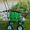معلنة أربعة عجلة حديقة يروي خرطوم بكرة لفّ عربة
