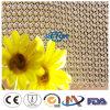 Oro Ring Mesh Curtain per la stanza Divider Curtains di Decorative Metal