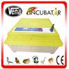 Насиживающ 48 яичек прозрачное дешевое польностью автоматическое Eggincubator