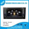 Bluetooth 의 iPod, USB, MP3, SD, A8 Chipest CPU를 가진 Audi A8/S8 (1994-2003년)를 위한 2DIN Autoradio Car DVD Player