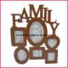 Рамка фотоего семьи рождества для подарков
