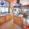 Fashion Kitchen Cabinet High Gloss PVC Kitchen Cabinet Kitchen Furniture Fit for House Size