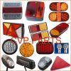 Het Licht van de aanhangwagen, Reflector, het ZijLicht van de Teller, Het Licht van de Nummerplaat, LEIDEN Licht, Globaal Licht
