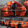 4.25m Length Fiberglass Salil Boat per Lifesaving con l'EC Approved
